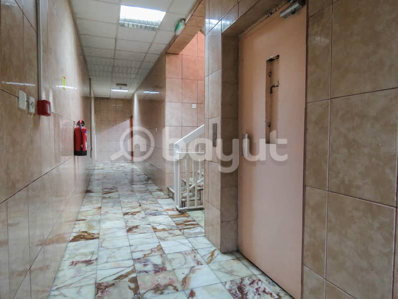 9 corridor
