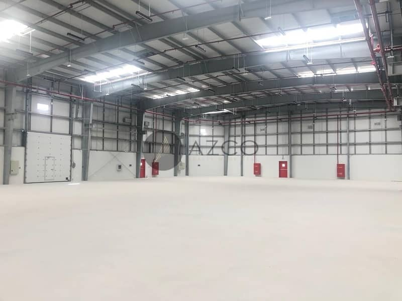 BRAND NEW | 850KW POWER | MULTIPLE LOADING BAY | NEAR TO EXPO