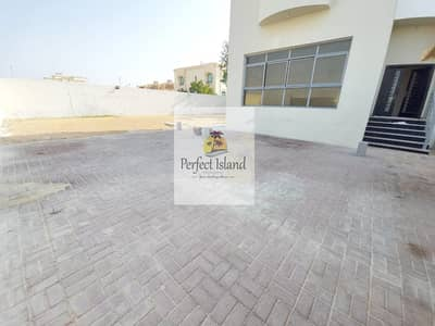 4 Bedroom Villa for Rent in Shakhbout City (Khalifa City B), Abu Dhabi - Stand A lone | Prime Location | Huge Yard