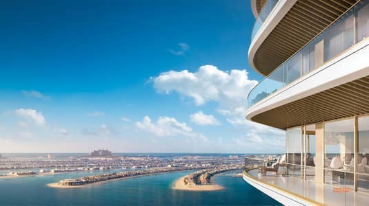 1 Bedroom Apartment for Sale in Dubai Harbour, Dubai - A  landmark of Elegance and Excellence