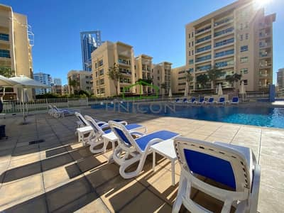 1 Bedroom Apartment for Rent in The Greens, Dubai - Bright & Clean | Equipped Kitchen | 1 B/R