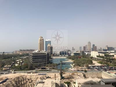 2 Bedroom Apartment for Sale in Dubai Marina, Dubai - 2 Bedroom + Maid with Media City View for Sale