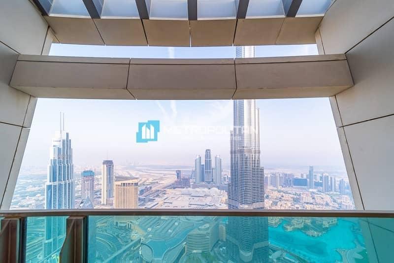 17 Panoramic Views|Brand new|Triplex 5 BR Penthouse