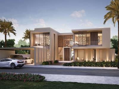 ارض سكنية  للبيع في دبي هيلز استيت، دبي - Huge Residential Plot   Uninterrupted Golf Course