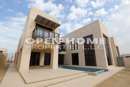 فیلا 6 غرف نوم للبيع في جزيرة السعديات، أبوظبي - Hot Deal!Sparkling 6BR Villa Affordable Price!