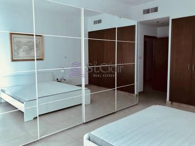 فلیٹ 1 غرفة نوم للايجار في دبي مارينا، دبي - 1 Bedroom | Marina View | High Floor