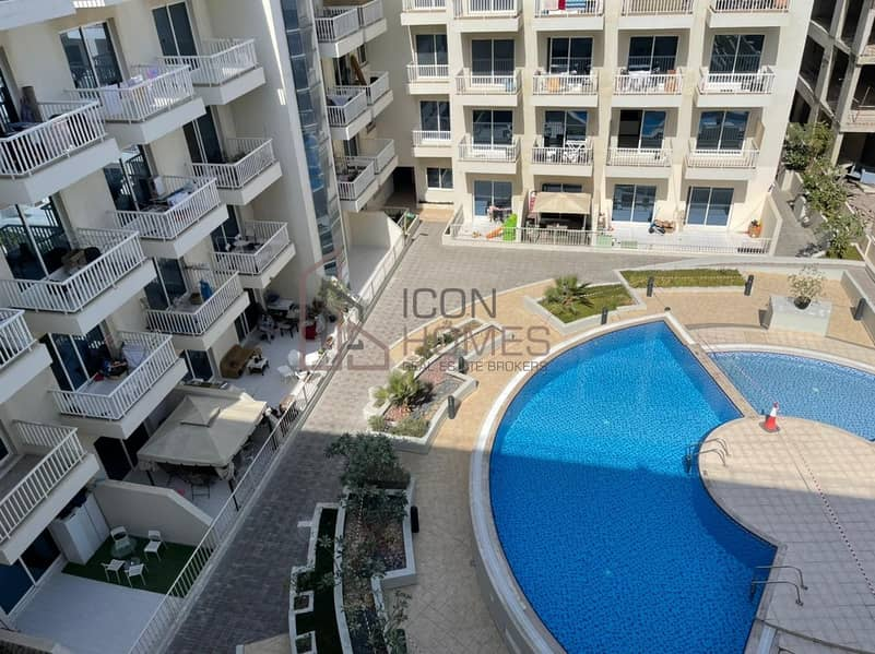 13 TWO BEDROOM APARTMENT WITH BALCONY