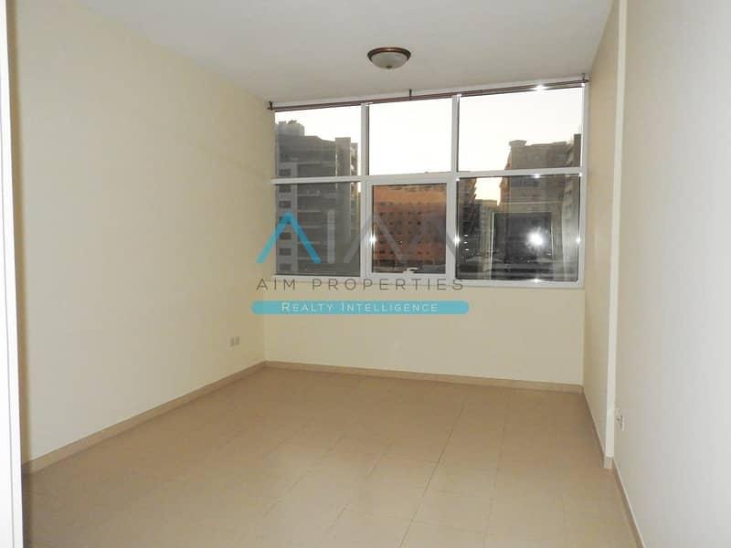 10 Pool View Studio w. Balcony, Closet Near Bus Stop at 19,000/4 Chqs