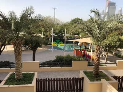شقة 3 غرف نوم للايجار في ذا فيوز، دبي - With Study | Pool & Lake View | Ready to Move in