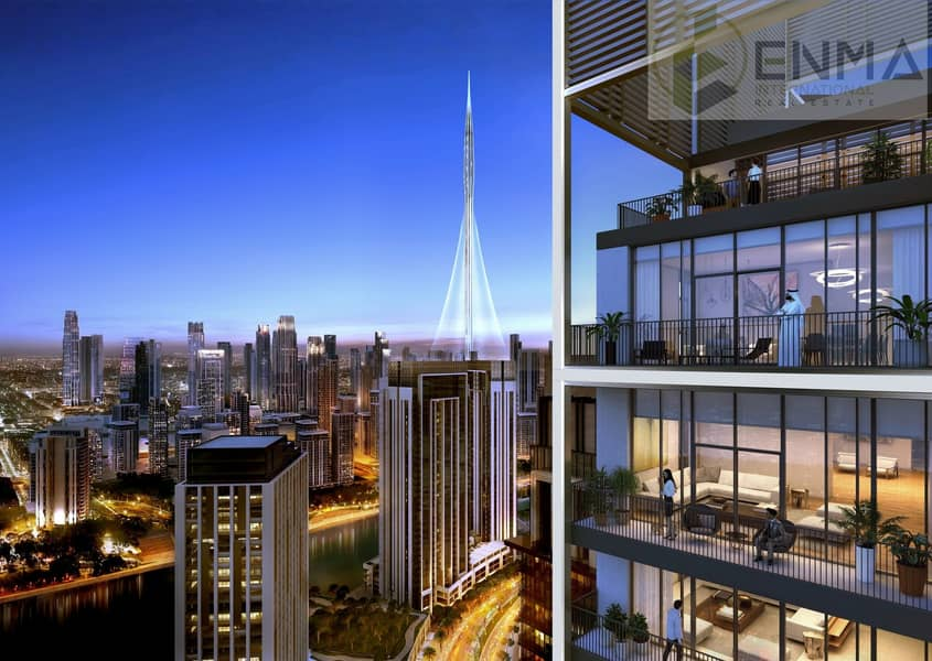 2 Luxury Apartment In Dubai Creek