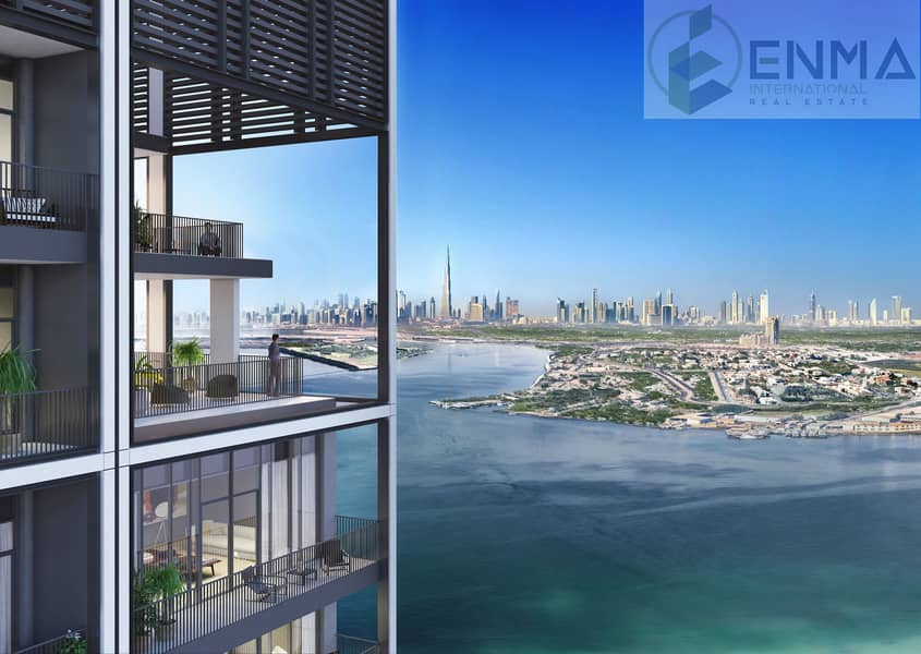 Luxury Apartment In Dubai Creek