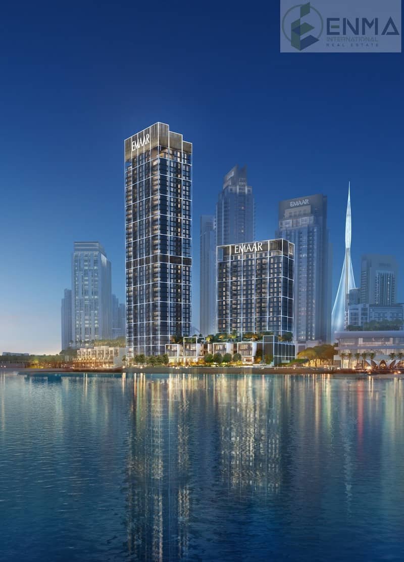 11 Luxury Apartment In Dubai Creek