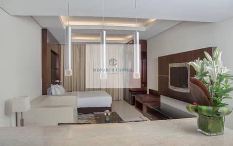 شقة فندقية 1 غرفة نوم للايجار في مدينة دبي للإعلام، دبي - 4 Star Furnished Hotel apartment for rent
