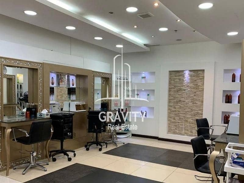 2 Fully Equipment Salon & Spa (Price is Negotiable)