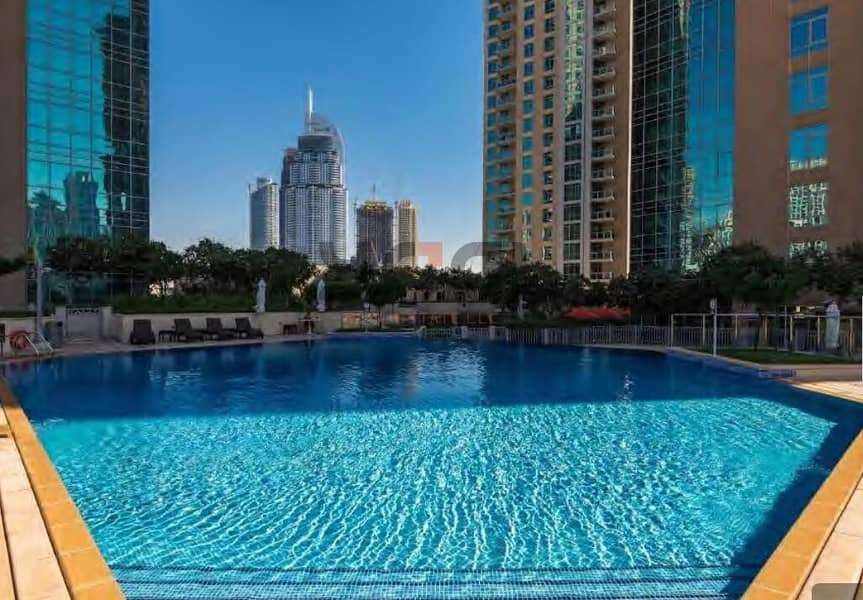 7 The Residence T1- Amazing 1 BR - Downtown- Dubai