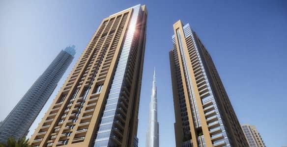 بنتهاوس 4 غرف نوم للبيع في وسط مدينة دبي، دبي - Prime Location Luxury Penthouse Stunning Views