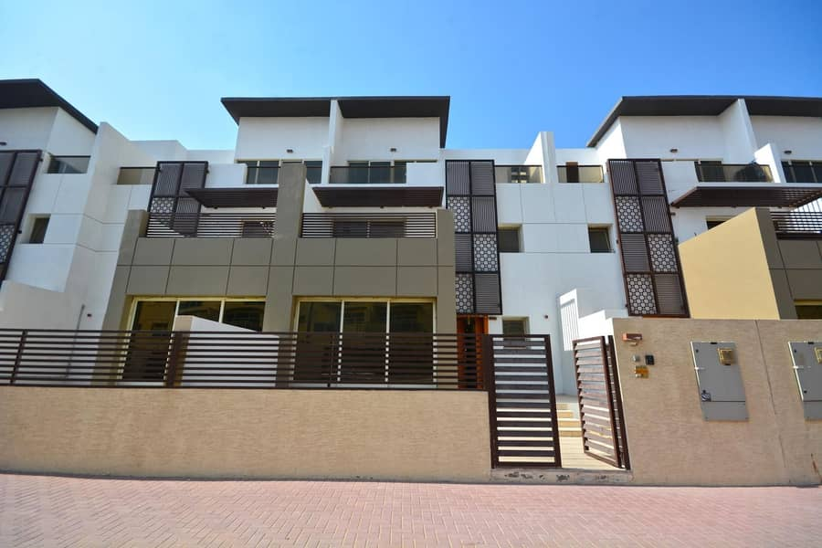 Modern Large | 4bed+Maid | Ready to Move