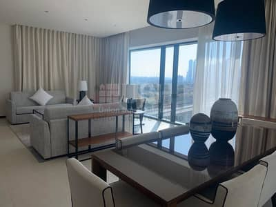 2 Bedroom Apartment for Sale in The Hills, Dubai - Investment Deal 2BR Serviced Apt With Golf Course.