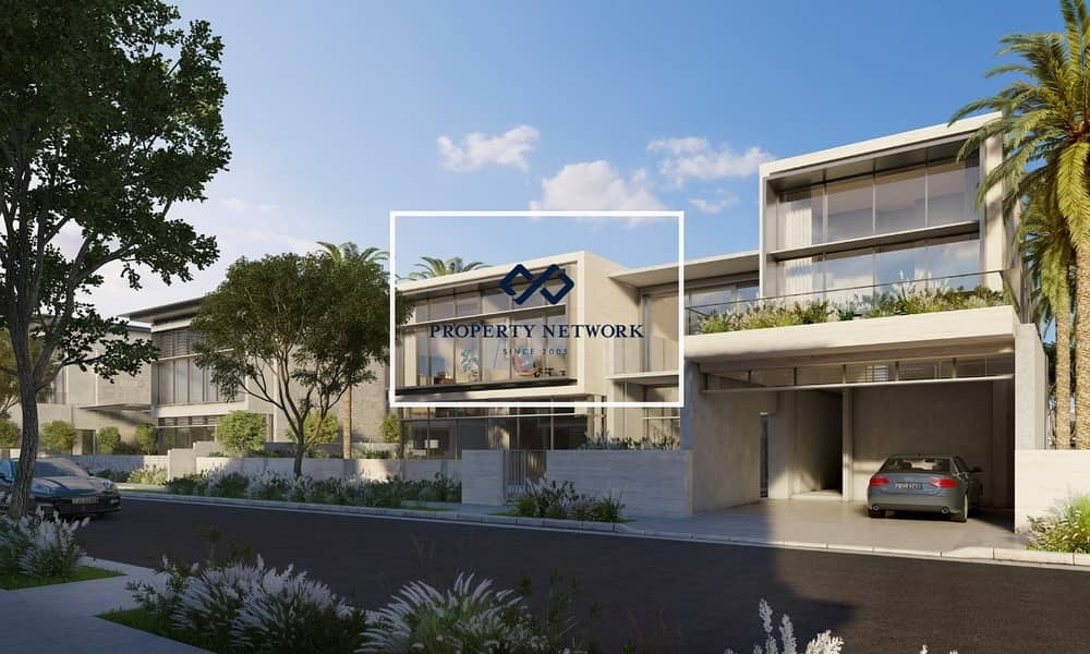 Golf Place | 4 Bed Villa | Post Handover Plan