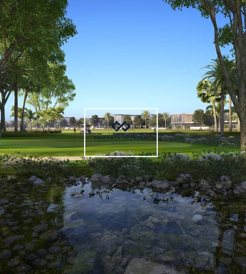 13 Golf Place | 4 Bed Villa | Post Handover Plan