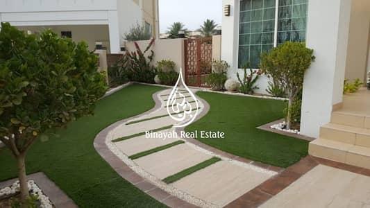 فیلا 4 غرف نوم للايجار في مدن، دبي - Rare Available | Landscaped | Single Row| 4 BED+M