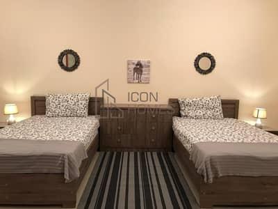 2 Bedroom Flat for Rent in Al Nahda, Sharjah -  BLOCK B