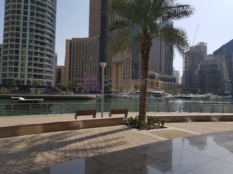 Amazing Shops for rent in Marina with perfect location and views