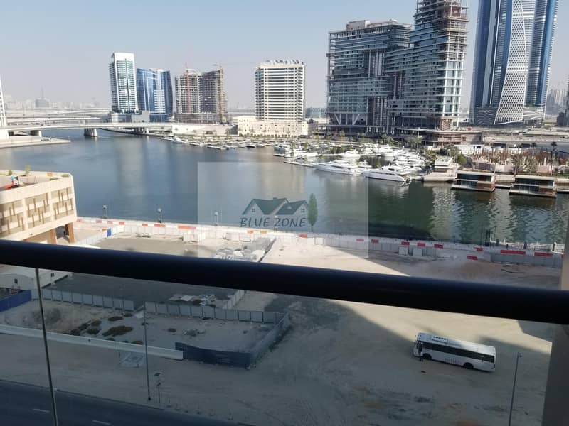 2 SEA VIEW 1 MONTH FREE 2BHK STORE BRAND NEW 5 MINUTES BY DRIVE TO BURJ KHALIFA POOL GYM PARKING 75K