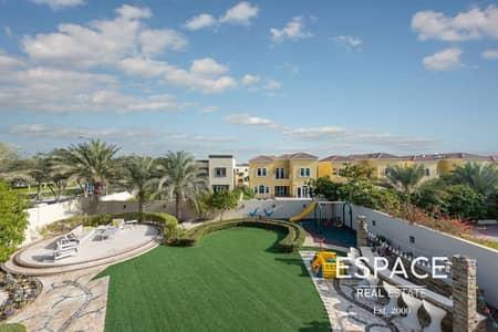 فیلا 3 غرف نوم للبيع في جميرا بارك، دبي - Renovated | 10000+ sqft Plot | Great Location