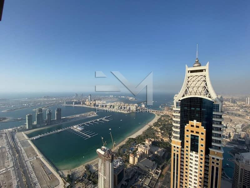 Fantastic Views | 2Bedroom | High Floor | Furnished
