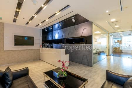 Office for Sale in Business Bay, Dubai - FURNISHED OFFICE FOR SALE BAY SQUARE
