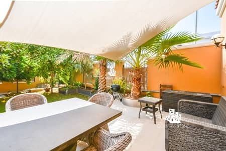 1 Bedroom Townhouse for Sale in Jumeirah Village Circle (JVC), Dubai - UPgraded 1 bed TH | Middle unit | Rented Assert