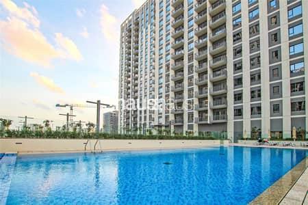 فلیٹ 1 غرفة نوم للبيع في دبي هيلز استيت، دبي - Exclusive | High Floor | Available Now| Negotiable