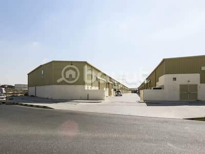Warehouse for Rent in Industrial Area, Sharjah - DIFFERENT SIZE WAREHOUSES AVAILABLE FOR RENT IN  INDUSTRIAL AREA 18 SHARJAH