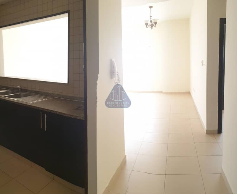 Large | open View | 1 Bedroom  Hall | Rented  |  2 Bath