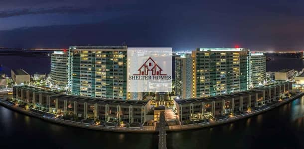 فلیٹ 3 غرف نوم للايجار في شاطئ الراحة، أبوظبي - A Perfectly - priced Apartment with Balcony