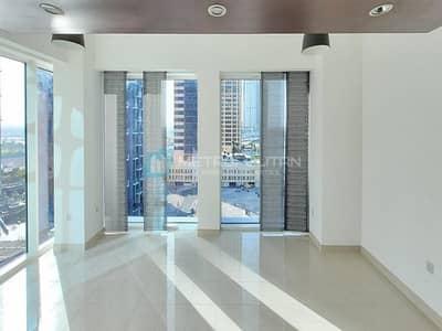فلیٹ 1 غرفة نوم للايجار في الخليج التجاري، دبي - 1 BR | Lake view | ready to move in | Unfurnished