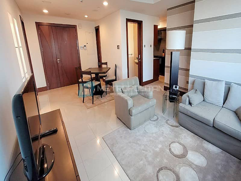 Furnished 2 BR | Bright and spacious | Ready Now