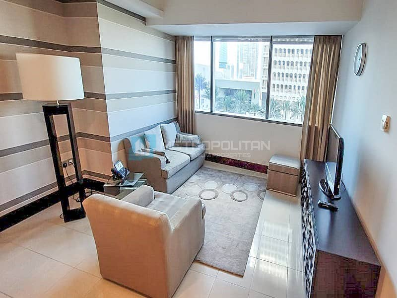 2 Furnished 2 BR | Bright and spacious | Ready Now