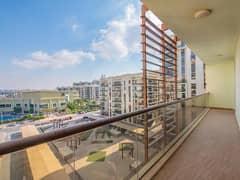 شقة في الريانة مدينة خليفة أ 2 غرف 106000 درهم - 4978209