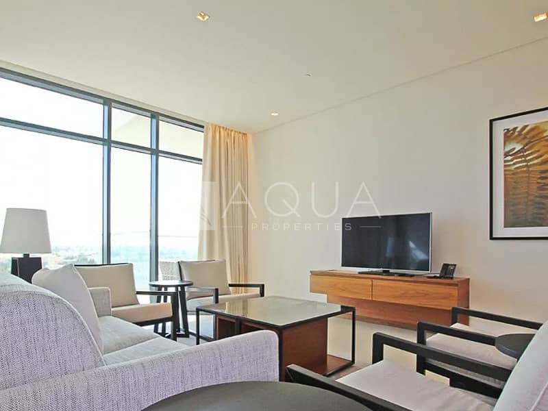 2 Lake  View | 5* Serviced Apt | F. Furnished