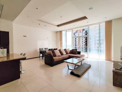 فلیٹ 1 غرفة نوم للايجار في نخلة جميرا، دبي - Immaculate Furnished 1 Bedroom High Floor