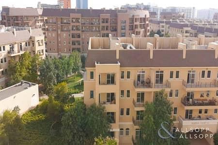 2 Bedroom Apartment for Rent in Motor City, Dubai - 2 Bedrooms | Garden View | Large Balcony