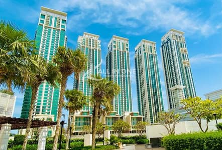 3 Bedroom Apartment for Rent in Al Reem Island, Abu Dhabi - Stunning 3 BR/Balcony| Sea View