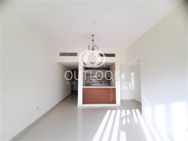 Sale 2BR Unfurnished | Near Circle Mall | Front of Park