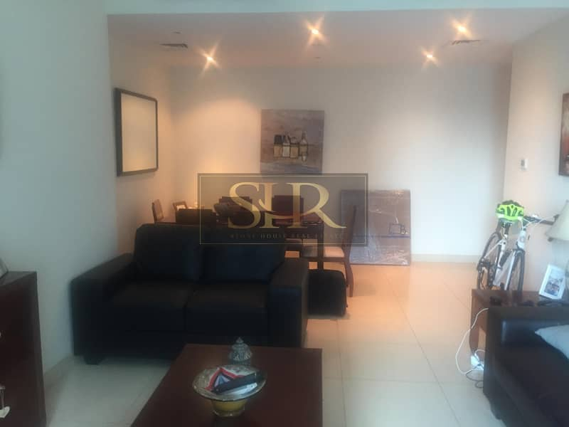 1 Bed Fully Furnished for Rent in JLT