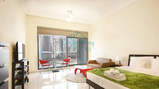 Studio for Sale in Business Bay, Dubai - Furnished Studio for Sale   Close to Dubai Mall area   Reserved Parking