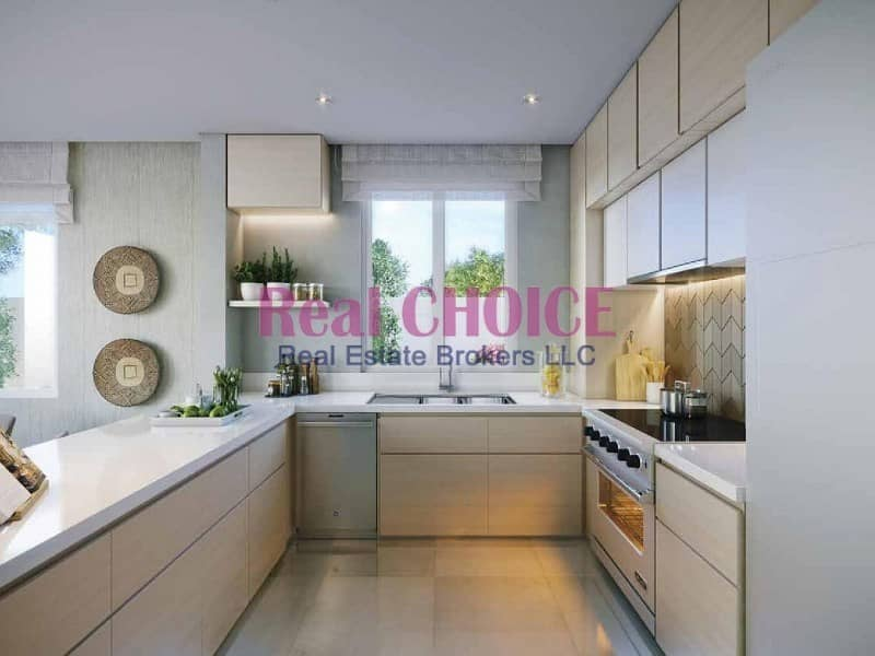 2 Beautiful 3 Bed + Maid | Brand New | Townhouse