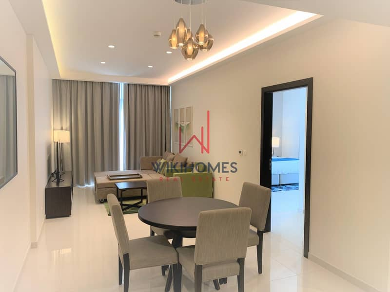2 Largest 1 Bedroom Layout | Closed Kitchen | Brand New |