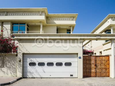 4 Bedroom Villa for Rent in Al Safa, Dubai - FABULOUS DEAL  | 4 B/R + MAID | SWIMMING POOL + GYM | HIGH QUALITY